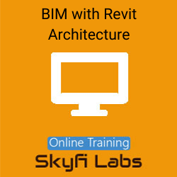 BIM with Revit Architecture Online Live Course  at Online Workshop