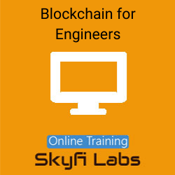Blockchain for Engineers Online Live Course  at Online Workshop