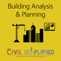 Building Analysis and Planning Workshop  at Parul University Workshop