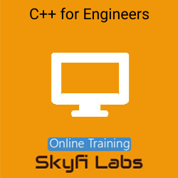 C++ for Engineers Online Live Course  at Online Workshop