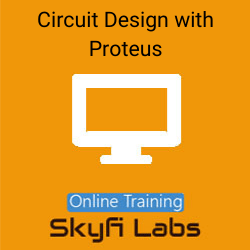 Circuit Design with Proteus Online Live Course  at Online Workshop