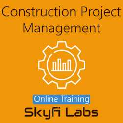 Construction Project Management Online Live Course  at Online Workshop