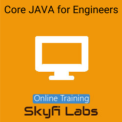 Core JAVA for Engineers Online Live Course  at Online Workshop
