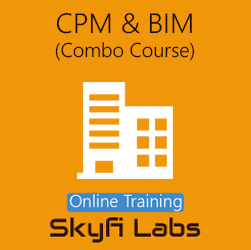CPM & BIM Online Project-based Course  at Online Workshop