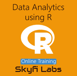 Data Analytics using R Online Project-based Course (NEAT)  at Online Workshop