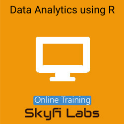 Data Analytics using R  at Skyfi Labs Center, HBA Junior College Workshop