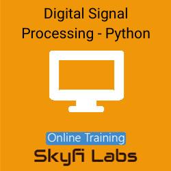 Digital Signal Processing using Python Online Live Course  at Online Workshop