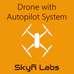 Winter Training Program on Drone with Autopilot System  at Skyfi Labs Center, Mandeep Education Academy, New Rajinder Nagar
