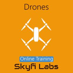 Drones Explorer Summer Camp (Age 10+) - Online Live Course  at Online Workshop