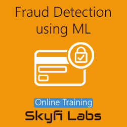 Fraud Detection using Machine Learning Online Project-based Course  at Online Workshop