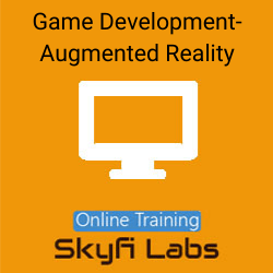 Game Development using Augmented Reality Online Live Course  at Online Workshop