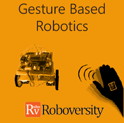 Gesture Based Robotics Workshop Robotics at Ganpat University, B S Patel Polytechnic, Kherva Workshop