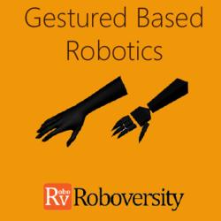 Gesture Based Robotics Workshop as a part of The Roboversity Super Challenge Robotics at HIT,Kolkata