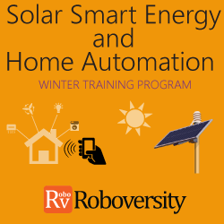 Winter Training Program on Home Automation and Solar Smart Energy Systems  at delhi