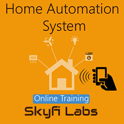 Home Automation System Online Project based Course