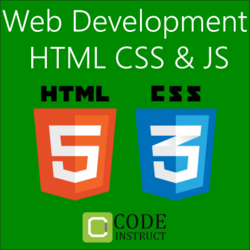 Web Development: HTML, CSS & JS Workshop