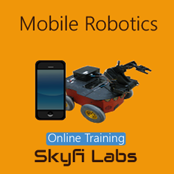 Mobile Robotics Online Project based Course Robotics