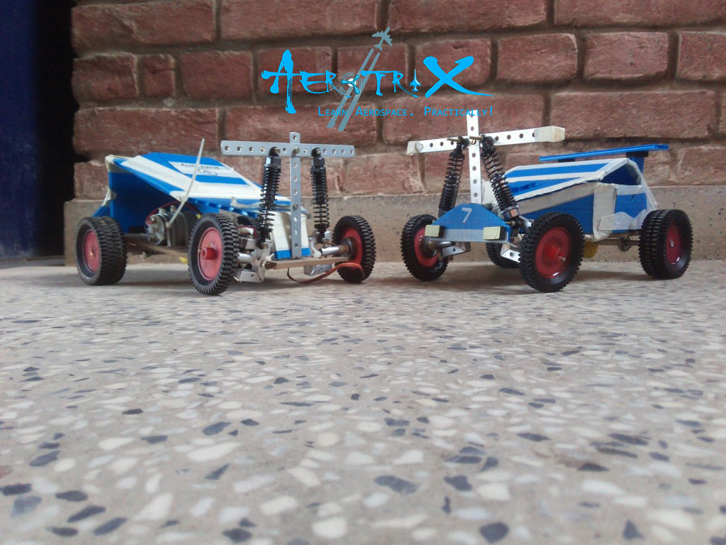 Radio-controlled Car Design