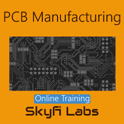 PCB Manufacturing Online Project based Course  at Online Workshop
