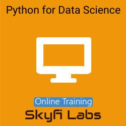 Python for Data Science Online Live Course  at Online Workshop