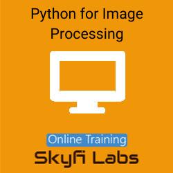 Python for Image Processing Online Live Training  at Online Workshop