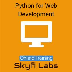 Python for Web Development Online Live Course  at Online Workshop