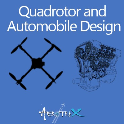 Quadrotor and Automobile Workshop Aeromodelling at Trichy