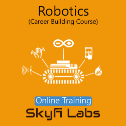 Robotics (Career Building Course)  at Online Workshop