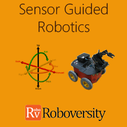 Sensor Guided Autonomous Robotics Workshop (One Day)