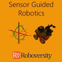Sensor Guided Robotics Workshop Robotics at Reva University Workshop