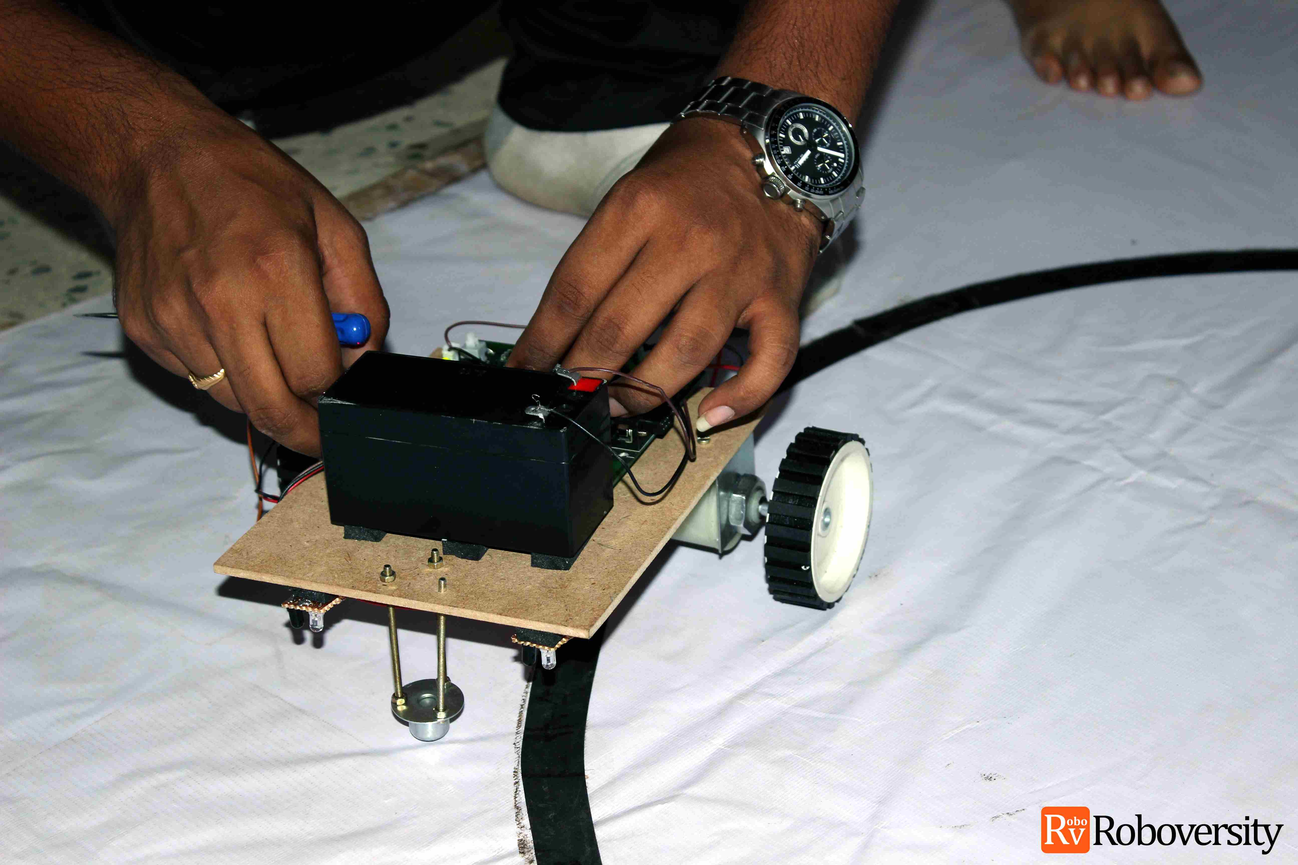 Sensor Guided Robotics Workshop Snap 3