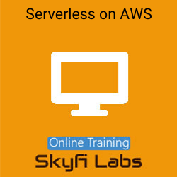 Serverless on AWS Online Live  Course  at Online Workshop
