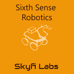 Sixth Sense Robotics  at Vidyut