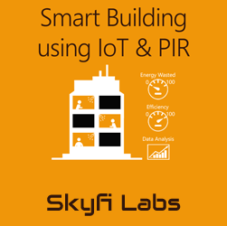 Smart Building using IoT & PIR