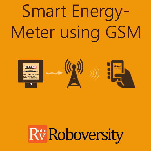 Smart Energy Meter using GSM Workshop