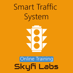 Smart Traffic Lighting System Online Project based Course  at Online Workshop