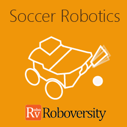 Soccer Robotics  at Magnovite 2019-Christ University Workshop