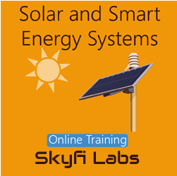 Solar and Smart Energy Systems Online Project based Course  at Online Workshop