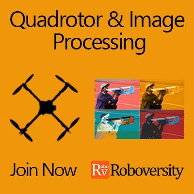 Summer Training and Internship Program on Quadrotor and Image Processing STP 2015