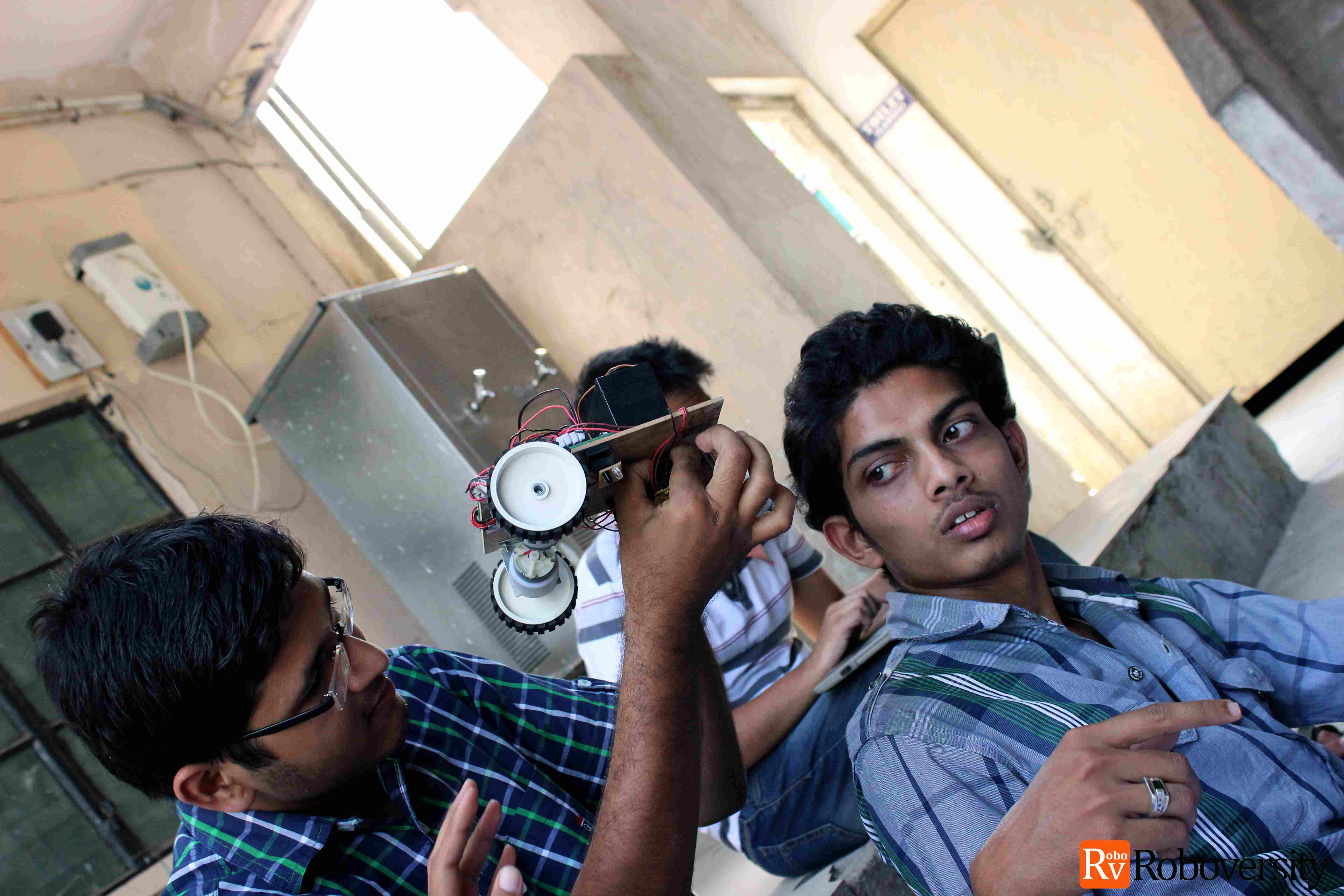 Swarm Robotics Workshop Snap 2